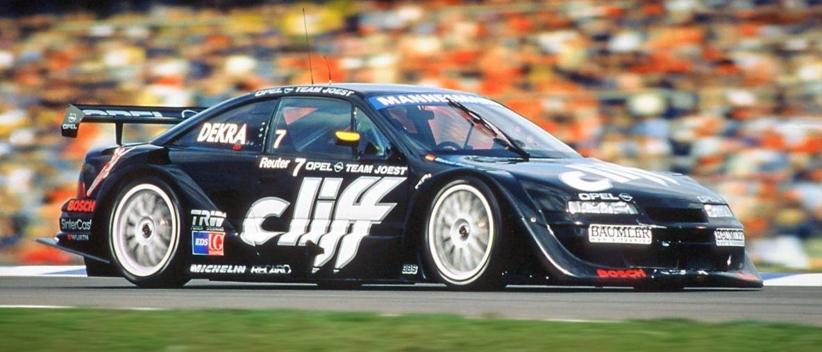 Vor 25 Jahren: Opel gewinnt mit dem Calibra die Tourenwagen-WM