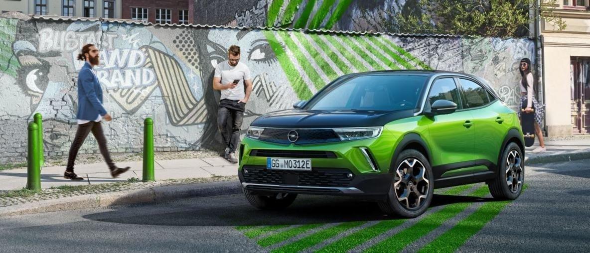 Elektroauto Opel Mokka-e in Österreich nicht ausverkauft: Verfügbarkeit ist voll gegeben