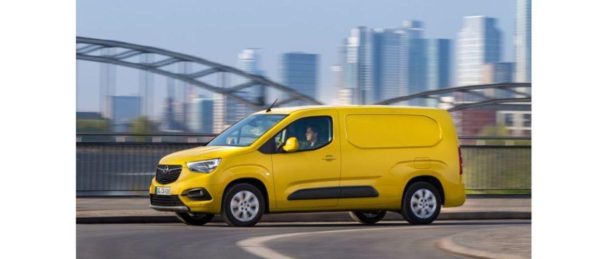Ab Listenpreis 28.974,- Euro netto: Neuer Opel Combo-e Cargo ab sofort bestellbar