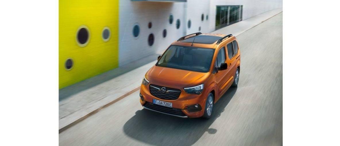 Elektrischer Alltagsheld: Neuer Opel Combo-e Life jetzt bestellbar