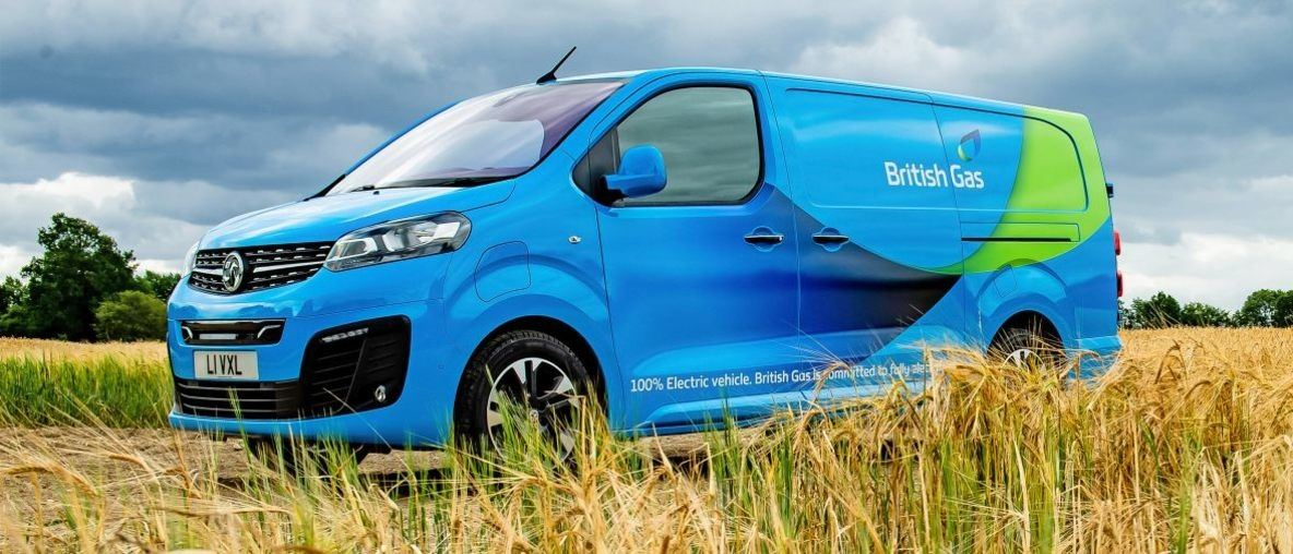 Opel-Schwestermarke Vauxhall: Weitere 2.000 Vivaro-e für British Gas