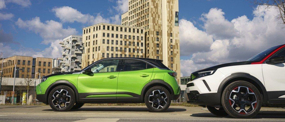 Startschuss für den neuen Opel Mokka – attraktiv und auch elektrisch