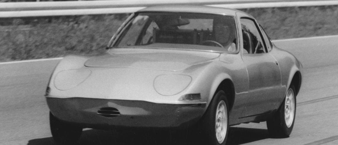 "Ein Weltrekordler wird 50: Opel feiert den blitzschnellen ""Elektro GT"""