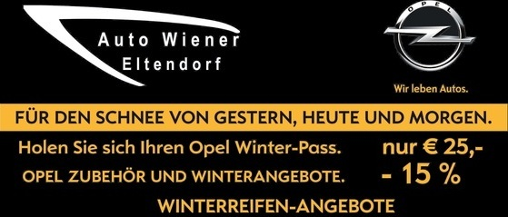 Herbst Winter Aktion
