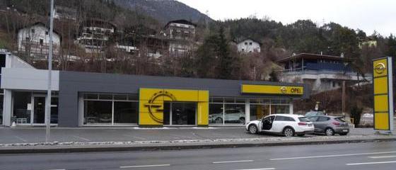 Opel Dosenberger Standort