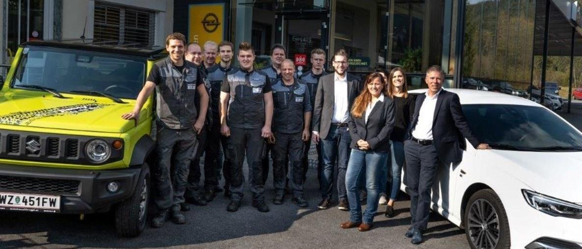 Unser Team - Autohaus Lingl