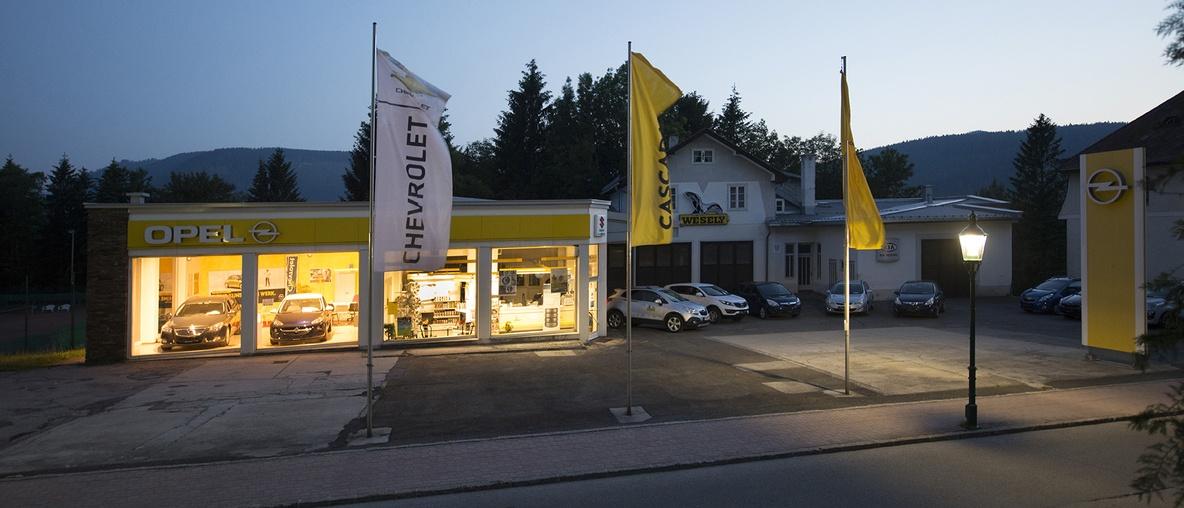 Verkaufsberater Mariazell
