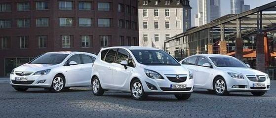 Opel Fahrzeuge