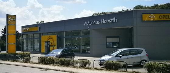 Opel Horvath - Umbau