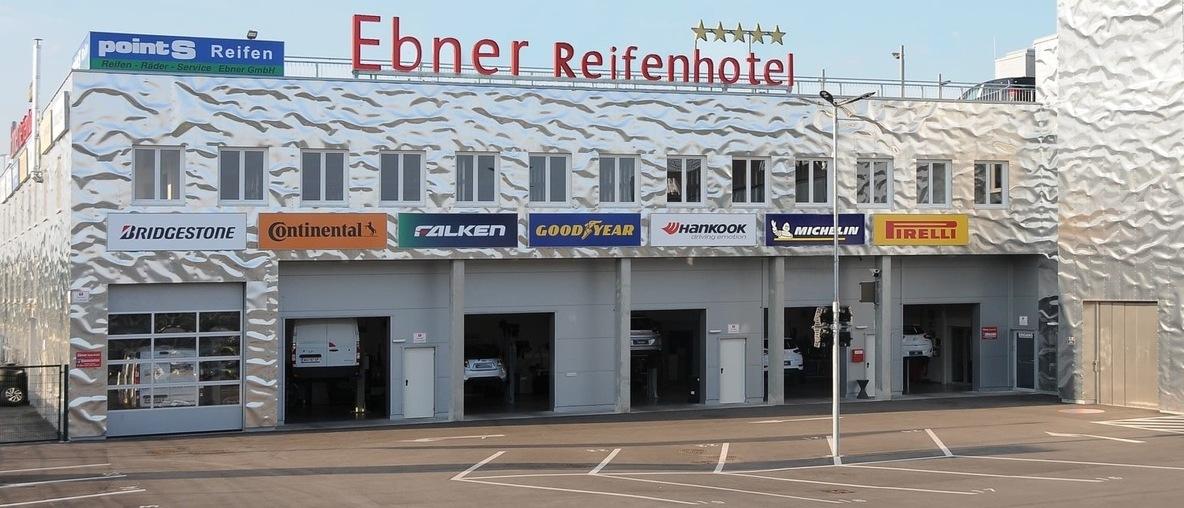 Reifenhotel - Auto Ebner