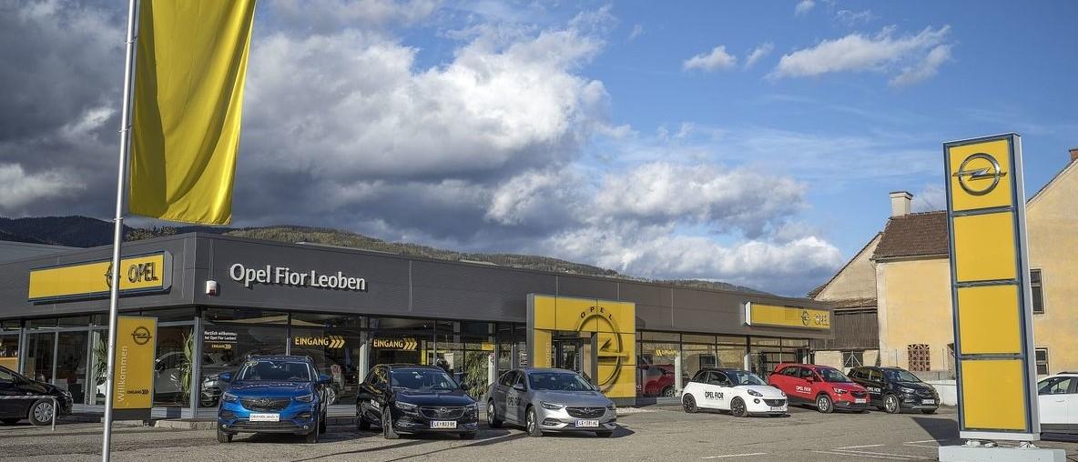 Opel Fior Leoben
