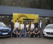 Team Opel Fior Leoben
