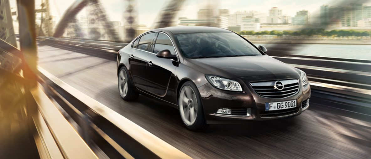 Opel Insignia - Aktuelle Fahrzeugangebote