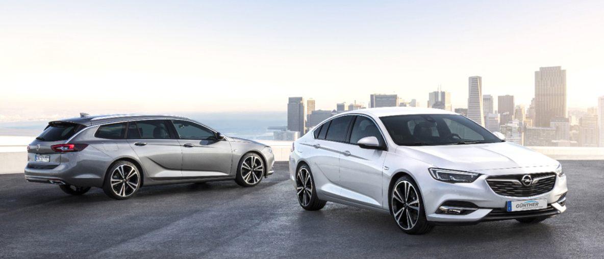 Opel Insignia GS und ST