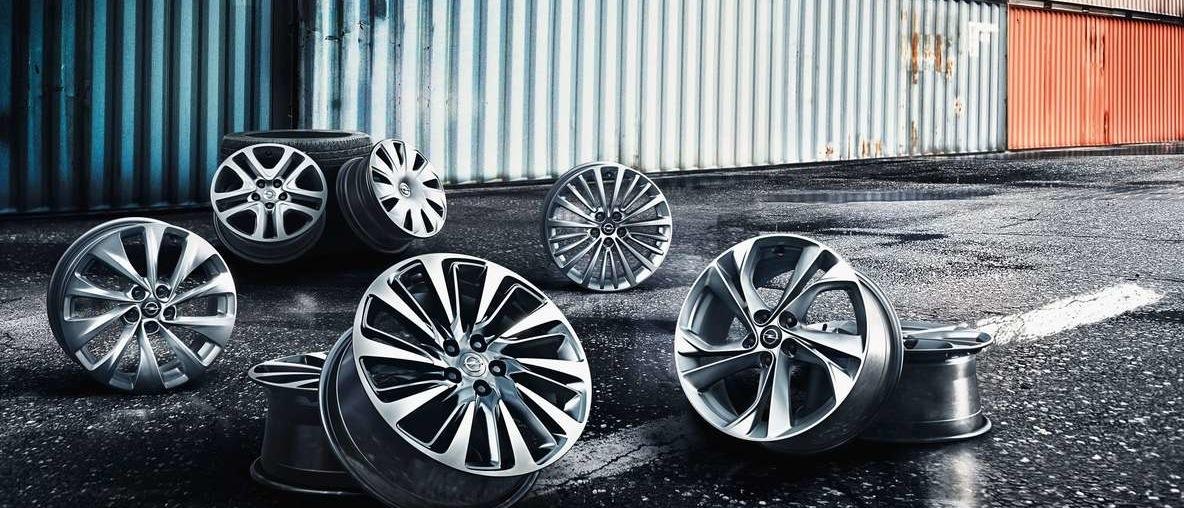 Reifenwechsel- und Einlagerung