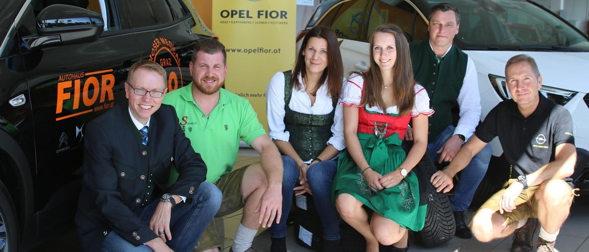 Opel Fior Graz - Persönlich mehr für Sie
