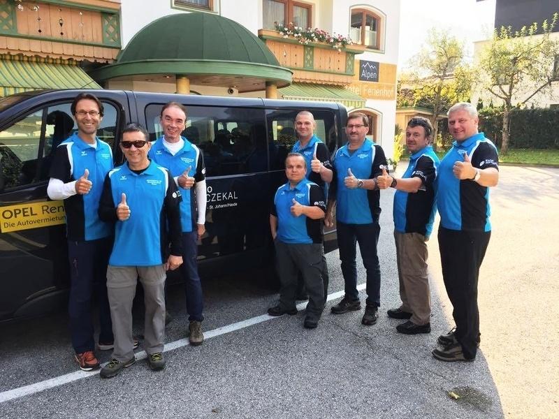 Der Wanderverein Gaas/Moschendorf mit Christian Kraller und Freunden unterwegs in den Bergen rund ums Zillertal!