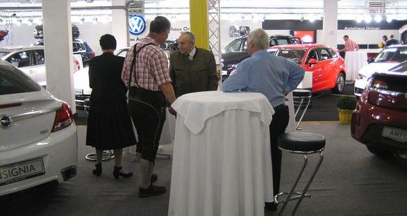 Opel Gewerbeschau