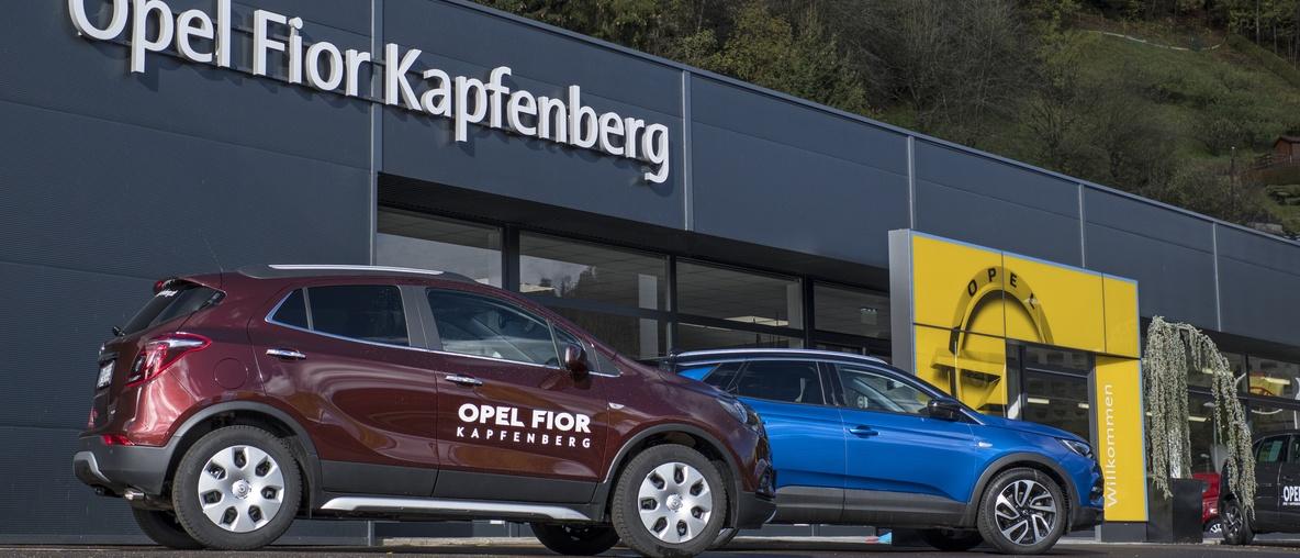 Opel Fior Kapfenberg