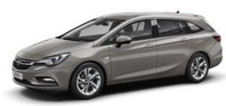Opel Astra 5 Türer Konfigurator
