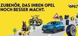 Original Opel Zubehör