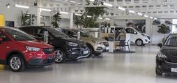 Gebrauchtwagen & Vorführwagen