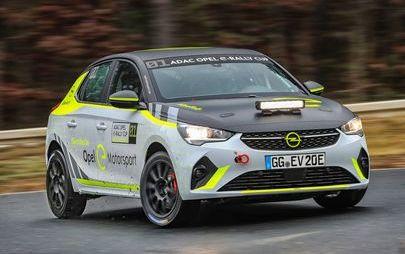 Das Elektroauto für alle: Neuer Opel Corsa-e startet ab 29.999 Euro