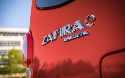 Neuer Opel Zafira-e Life: Emissionsfrei Reisen auf Top-Niveau