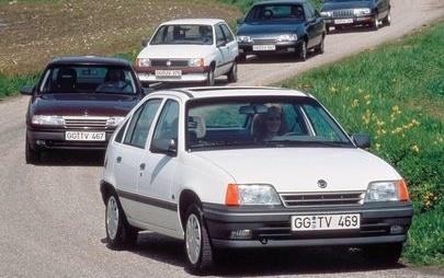 Vor 30 Jahren: Opel erster Hersteller mit serienmäßigem Drei-Wege-Katalysator