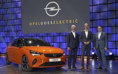 Das Elektroauto für alle: Neuer Opel Corsa e startet ab EUR