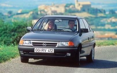Der Opel-Multimillionär: Vor 30 Jahren feiert der Astra F Weltpremiere