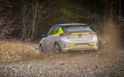 Opel Corsa-e Rally: Auch akustisch setzt das neue Konzept Maßstäbe