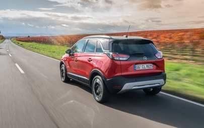 Jetzt bestellbar: Neuer Opel Crossland schon ab 19.739,- Euro