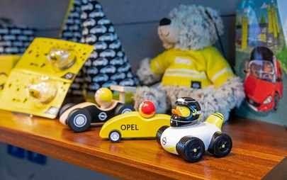 Online-Shoppen: Weihnachtsüberraschungen aus der Opel Collection
