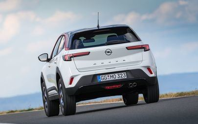 Effizienz pur: Neuer Opel Mokka mit hochmodernen Antrieben