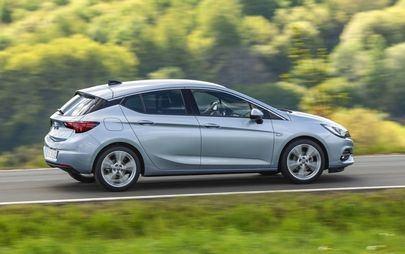 Reibungsloser Betrieb: Neuer Opel Astra mit stufenlosem Getriebe