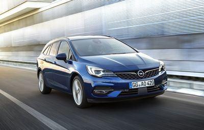 Bis zu 19 Prozent weniger CO2: Der effizienteste Opel Astra aller Zeiten