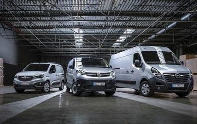 Neuer Opel Movano: Vorbildlich sicher, voll vernetzt, hochvariabel