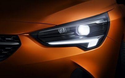 Die sechste Opel Corsa-Generation wird elektrisch