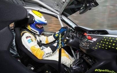 Holzer und Michelin neue Partner beim ADAC Opel e-Rally Cup