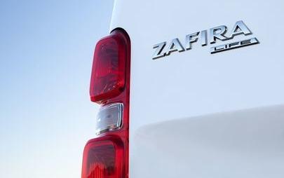 Ab sofort bestellbar: Start frei für den neuen Opel Zafira Life