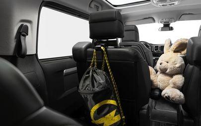 Ab in den Urlaub: Am besten mit den Raumriesen von Opel