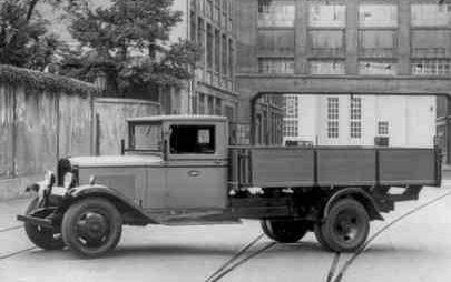 Ein Name wird zum Markenzeichen: 90 Jahre Opel Blitz