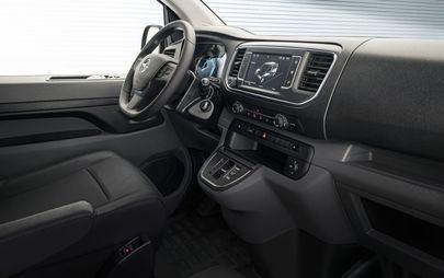 Neuer elektrischer Opel Vivaro-e: bereits ab 32.000,- Euro netto - ab sofort bestellbar!