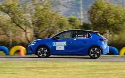 "Auf Anhieb zum Titel: Opel Corsa-e gewinnt ""FIA E-Rally Regularity Cup 2020"""