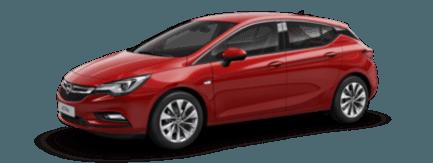 Opel Astra 5-Türer auf Lager bei Autohaus Riediger in Wien
