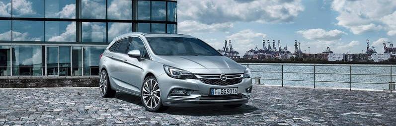 Opel Astra Sports Tourer bei Riediger in Wien