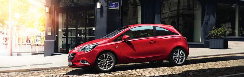 Opel Corsa 3-Türer jetzt im Angebot bei Autohaus Riediger in Wien