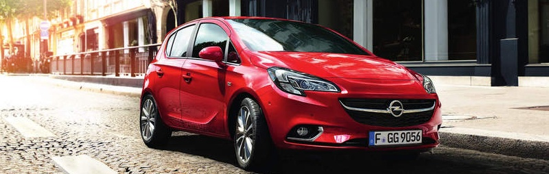 Opel Corsa Angebot bei Riediger in Wien