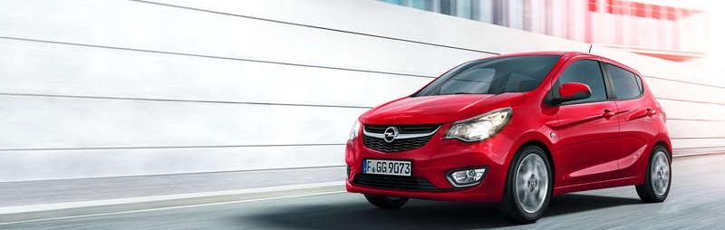 Opel Karl perfekt für die Stadt